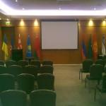 Флаги на конференцию