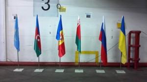 Взять флаги на прокат