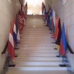 Флагштоки для конференций